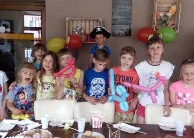 Świętowanie urodzin