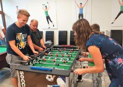 Turniej w pilkarzyki
